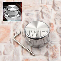 Autobiography Style Rotary Gear Shift Selector Knob Chrome For Range Rover