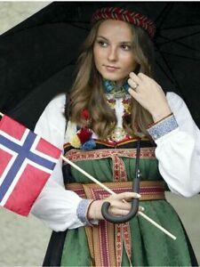 5 Postkarten Ingrid Alexandra von Norwegen