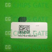 5PCS ICL7621DCPA+ IC OPAMP GP 480KHZ RRO 8DIP Maxim