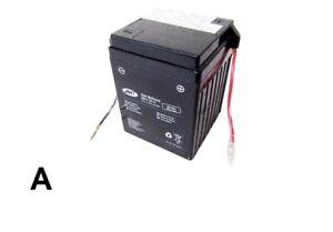 Gel Batterie Battery 6 Volt Honda CB 50, CY 50, CY 80, Monkey Z 50, XL 50 NEU