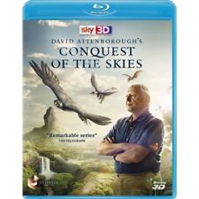 David Attenboroughs Conquest of The Skies 3d BLURAY DVD