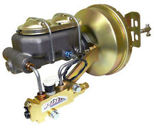 1957-64 Ford F100 Truck Firewall Mount Power Brake Booster Kit  - Disc/Disc
