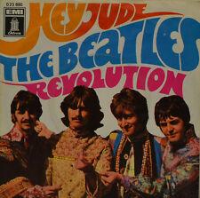 """BEATLES - HEY JUDE - REVOLUTION - ODEON 23880 7"""" (J54)"""