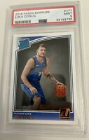 2018-19 Panini Donruss LUKA DONCIC RC Rookie Card PSA 9 Mint #177 Invest!!🔥📈🔥