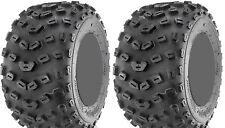 Pair 2 Kenda Klaw XCR 20x11-8 ATV Tire Set 20x11x8 K533 20-11-8