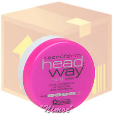 Hard Wax Head.Way box 12 pcs x 125ml Biacrè ® TecnoForm Water soluble modelling