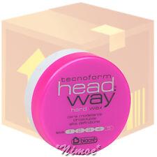 Hard Wax Head.Way box 12 pcs x 125ml Biacrè ® TecnoForm Water soluble modelling