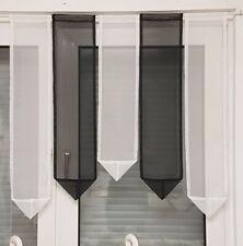 Scheibengardine 5 tlg  (100cm) breit