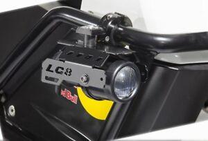 Faretti supplementari Hella con staffe per paramotore KTM LC8 950/990 Adventure