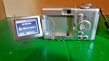 Canon PowerShot A95 5.0MP Digital Camera - Silver - USED works