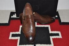 Gaziano & Girling Windsor Vintage Oak Monkstrap Dress Shoes 11 D
