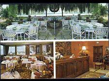 "CONDRIEU (69) HOTEL ""HOSTELLERIE BEAU RIVAGE"" en 1983"