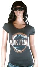 RARE Amplified FUCSIA Floyd Dark Side Of The Moon COVER Star Camiseta Vintage g.
