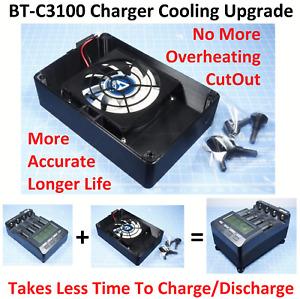 Opus BT-C3100 Charger Cooling Fan Upgrade - Stop Overheating ShutDown / CutOut