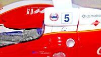 Action Performance Diecast Ricky Bobby Treadway Meijer 5 GForce 1:18 IRL IndyCar
