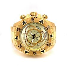 Invicta Excursion 6471 Gold-Tone Chronograph 52MM 200M Quartz Men's Watch! 27