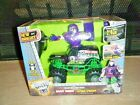 RADIO CONTROL GRAVE DIGGER W/ CARNAGE CREATURE GLOWING EYES NEW BRIGHT 2.4 GHZ