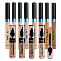 L'Oreal Paris Infallible Pro-Glow / Full Wear Concealer Variety