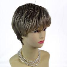 Wiwigs Posh Summer Style Dark Brown & Blonde Short Ladies Wig
