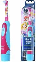 Braun Oral-B Kids Stages Advance Power Battery Toothbrush, Disney Princess Girls