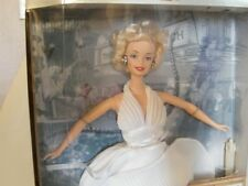 "1997 Mattel Barbie as Marilyn Monroe (The Seven Year Itch) 11.5"" Doll NIB"