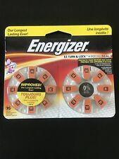 Energizer Hearing Aid Batteries Size 13 AZ13DP 16 Pack