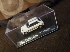Aoshima (Skynet) 1/43 Toyota Starlet  KP61 '80,s Collection. Limited Edition.