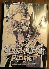 CLOCKWORK PLANET MANGA VOLUME 1 ENGLISH VERSION