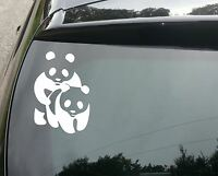 Rude Pandas Funny Car/Window JDM VW EURO DUB DRIFT Vinyl Decal Sticker