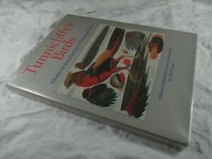 TUNICLIFFE'S BIRDS Measures Drawings by C F Tunnicliffe 1984 1st ed HB-DJ