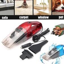 12V 100W Mini Portable Wet & Dry Car Truck Caravan Handheld Auto Vacuum Cleaner