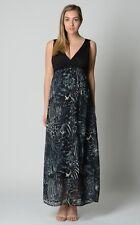 Crossroads Ladies Sleeveless Maxi Dress sizes XS XSmall Small Medium Large XL