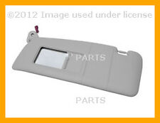 Sun Visor - Illuminated w/ Mirror (Gray) For BMW 323i 328i 323Ci 328Ci330i 330xi