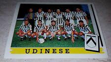 FIGURINA CALCIATORI PANINI 1994/95 UDINESE 514 ALBUM 1995