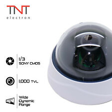 1000TVL Analog Security Dome Camera DON-A50VC   Compatible Samsung SDS Systems