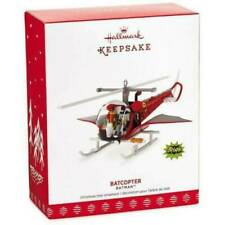 Hallmark Keepsake - Batman Batcopter