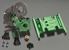 C24742GREEN Center Main Gearbox w/Metal Gears SCX-10