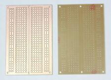 Copper Clad Single Sided FR2 perf board 400pts 53x81x1.0 mm 1Oz/0 #1