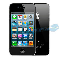 APPLE IPHONE 4S 16GB NERO GRADO A + ACCESSORI + GARANZIA 4 MESI