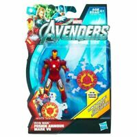Marvel Avengers 37480 Iron Man Fusion Armour Action Figure Toy