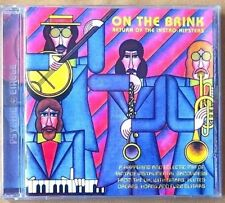 ON THE BRINK compilation cd 2007 NICK SALOMAN flutes SITARS organs FUZZ GUITARS