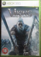 VIKING: BATTLE FOR ASGARD, Xbox 360 GAME, !!!!! TAKE A LOOK !!!!!