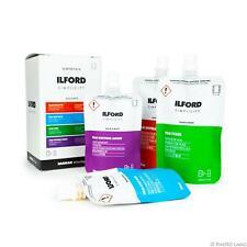 Ilford Simplicity Film Entwicklung Kit ROW s/w b/w Starterset Fotochemie Chemie