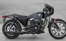Black Horn Cover 69011-76 Nos Harley AMF Sturgis FXB Sportster XLCR Cafe Racer