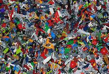 LEGO BIONICLE 500g HALF KG RANDOM ASSORTED PIECES BIG & SMALL, GENUINE BIONICLES