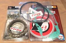 Yamaha BANSHEE 350 1987–2006 Tusk Clutch, Springs Cover Gasket, & Cable Kit