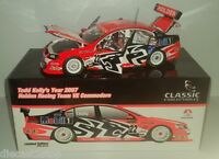1:18 Scale Classic Carlectables Todd Kelly 2007 HRT VE Commodore 18292