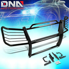 FOR 2003-2007 CHEVY SILVERADO FRONT BUMPER BRUSH GRILL GRILLE GUARD PROTECTOR