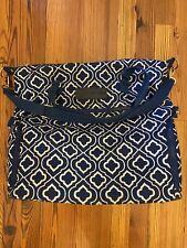Sarah Wells Breast Pump Bag Lizzy Blue