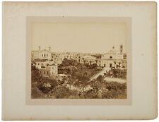 c. 1869, Vintage Albumen Photograph of Alexandria